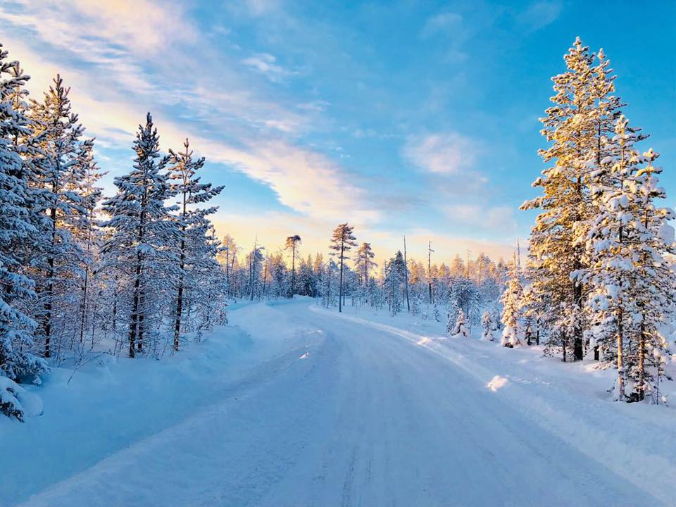 Wintertraining Finnland 2019